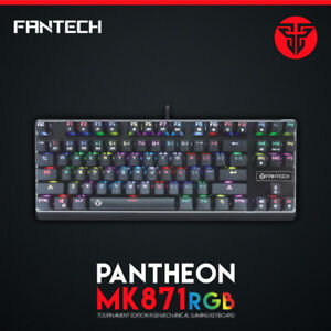 FANTECH PRO-GAMING KEYBOARD MK871RGB-PANTHEON