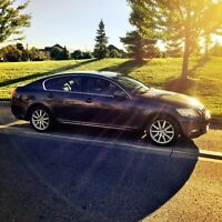 Lexus 2006 GS 300 AWD (Immaculate Condition)