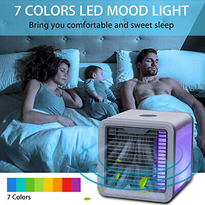 Mini Air Conditioner Cooler Portable Summer Space Cooling Artic Fan Humidifier S for sale  Shipping to Nigeria