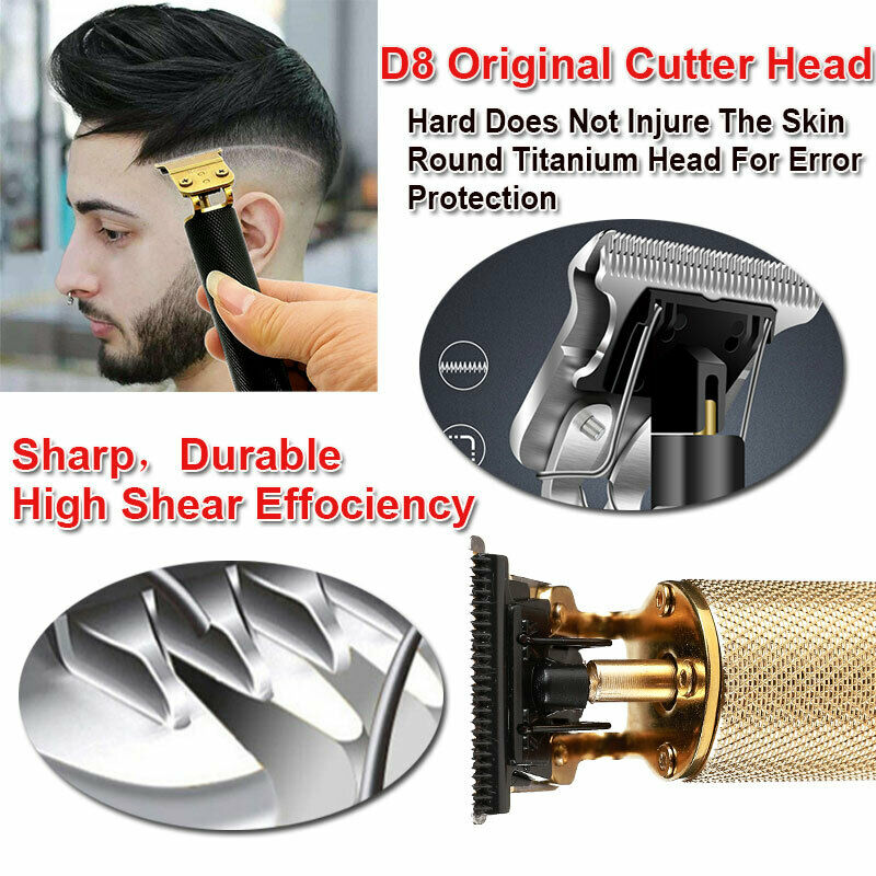 2020 Gapped Trimmers Hair Clipper Rechargebale
