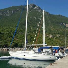 Yacht syndicate 1/4 Share in Greece