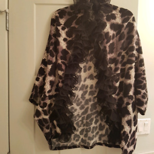 Excellent Quality shawl sweater