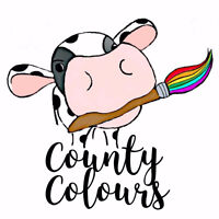 County Colours Face-Painting