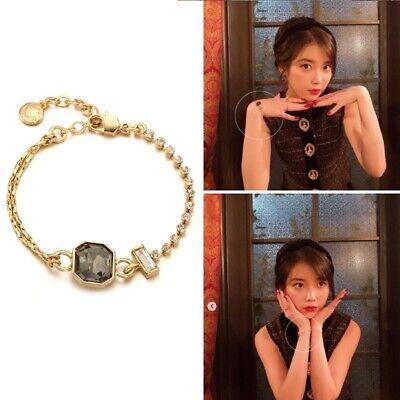[RITAMONICA] Golden Days Bracelet RC16-JRYB1 K-beauty IU wear at Hotel Del Luna