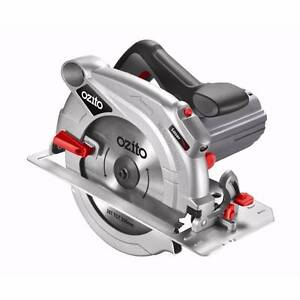 Ozito 185mm Circular Saw with Bonus Tool Box East Victoria Park Victoria Park Area Preview