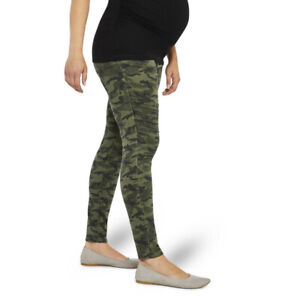 George Camo Moto Maternity Pants Size 10 Brand New with Tags