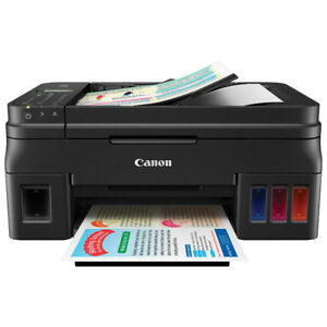 CANON PIXMA G4200 WIRELESS ALL-IN-ONE INKJET PRINTER- mnx