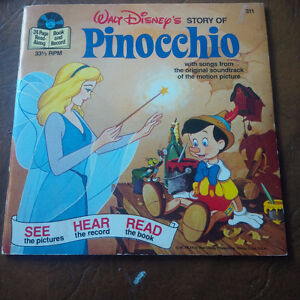 Four Read-Along Books and Records, 33 1/3 RPM Kitchener / Waterloo Kitchener Area image 5