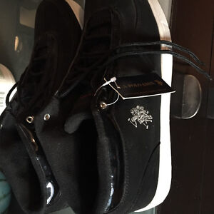 Brand new with tag-Men's size 12 U.S Polo Assn. shoes