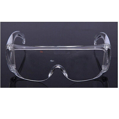 Lab Medical Student Eyewear Clear Safety Protective Goggles Glasses Anti-fog Gx
