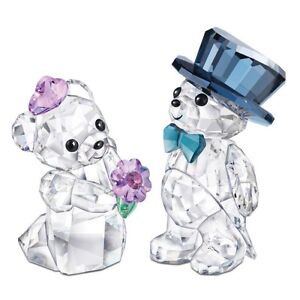 Swarovski-You-and-I-Kris-Bear-Bride-Groom-1096736