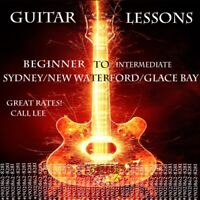 Guitar lessons in the Sydney/glace bay/New Waterford Area