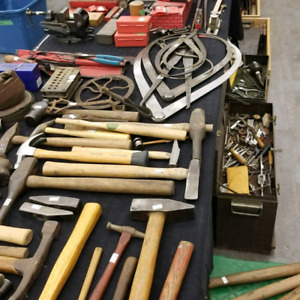 ANTIQUE TOOL SHOW & SALE SUN SEPT 30 IN PICKERING