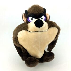 Taz Plush Vintage Tasmanian Devil Stuffed Animal Tazmanian Toy