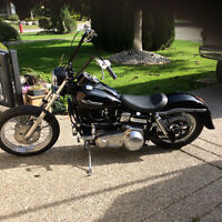 MUST SEE 1980 Harley Davidson FXE