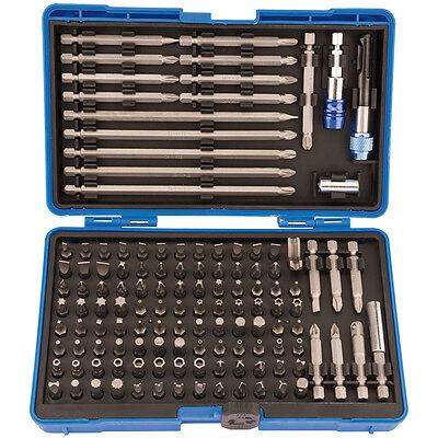 Draper 82398 Magnetic Screwdriver Bit Holder Set 127 Piece Set 82398