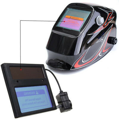 Solar Auto Darkening Welding Helmet Welder Goggles Eye Mask Cap Filter