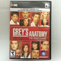 Grey's Anatomy - The Video Game for PC