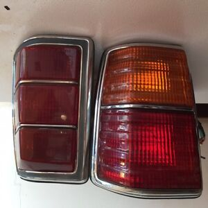 Miscellaneous TAILIGHTS (Complete) - PRICE REDUCED