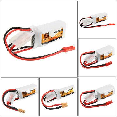 ZOP Power 7.4V-14.8V 350mAh-1000mAh 2S-4S 60C-80C Lipo Battery For RC Drone