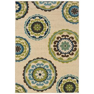 Assorted Brand New Outdoor Area Rugs 4x6 & 5x7 & 8x11