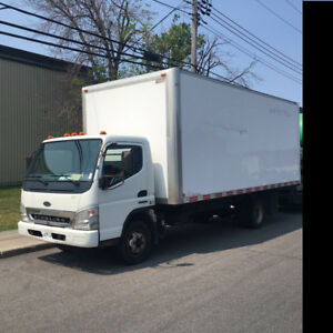 2007 STERLING 360 COE 50 BOX 20FT TRUCK