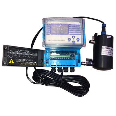 110v Flow-through Online Turbidity Meter Tester Detector Lab Equipment 5000nt