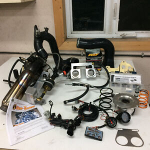 Polaris Pro Silber Turbo Kit