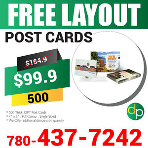 Amazing Sale, Printing Services, Flyers, Signs, Banners, Decals. Edmonton Edmonton Area image 10