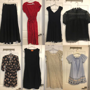 Small-medium women's clothing- excellent condition- brand names
