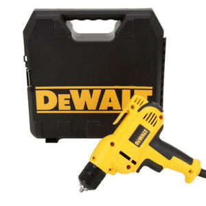 3/8-inch Heavy-Duty VSR Mid-Handle Drill Kit with case