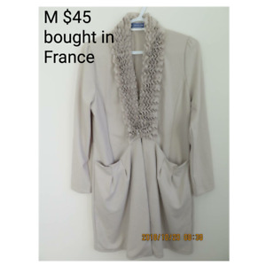 Good quality clothes, prices on the pictures