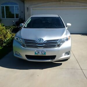 Toyota Venza Hatchback, Winter and Summer Tires