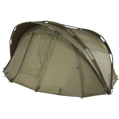 Chub Rs-Plus Max Bivvy Carp Dome Karpfen Zelt Angel Zelt 2,80M X 2,30M Kva
