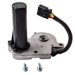 NEW 4WD Transfer Case Shift Motor Encoder for Chevrolet