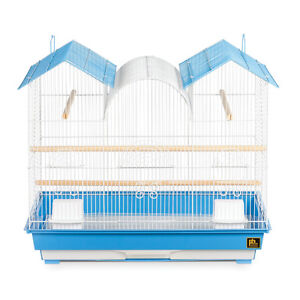 Triple roof bird cage x 2