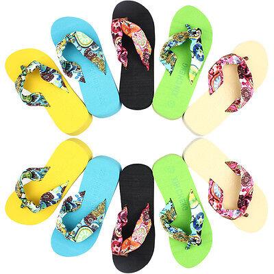 WHOLESALE Women's Flip Flops Summer Beach Sandals Lady Casual Slippers Hot Shoes