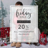 20% off Wedding Photography Until Monday ONLY
