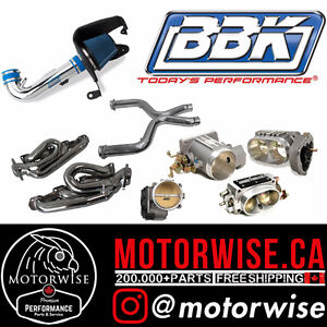 BBK Performance Products | Lowest Prices in Canada
