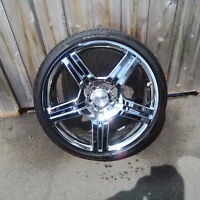 Rims and Tires for Mercedes Benz