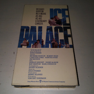 VHS Ice Palace Richard Burton