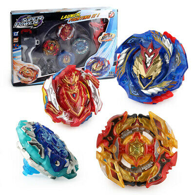 Beyblade Burst Evolution Kit Set Arena Stadium Toy Gift Kids Play Best