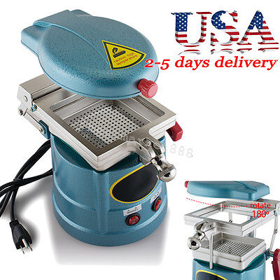 Fda 1000w Vacuum Forming Molding Machine Former Dental Lab Equipment 110220v