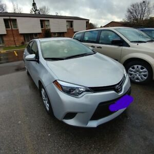 2014 Toyota Corolla SINGLE OWNER LE HEATED SEATS BACK UP CAMERA