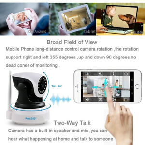 NEW Security / Baby Cameras Wifi IP Camera Wireless
