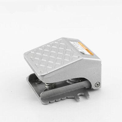 1pcs Pneumatic Foot Pedal Valve 2-position 3-way Manual Air Media Foot Control
