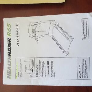 Healthrider Treadmill R65