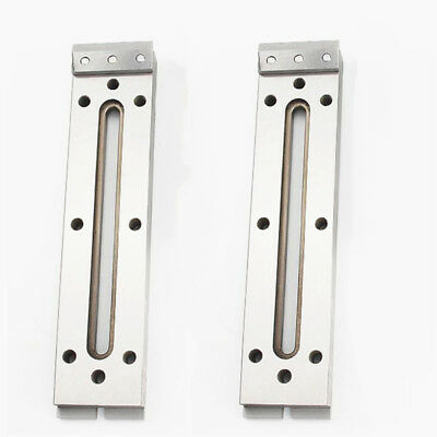 Wire Edm Fixture Board Stainless Jig Tool For Clamping And Leveling 220x50x15