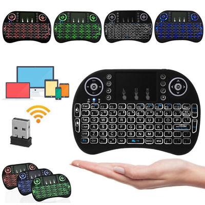 Mini 2.4G Wireless Keyboard Remote for Raspberry LG Smart TV Kodi Android TV LOT