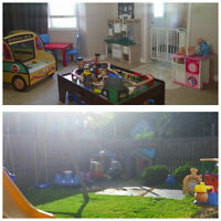 Summer Childcare $25/day